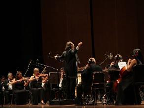 Conciertos Descentralizados de la Orquesta Sinfónica Nacional