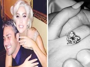 Así reaccionaron los famosos ante el compromiso de Lady Gaga