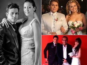 Chollywood: Recuerda los 6 matrimonios más polémicos
