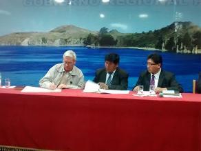 Puno: MINEDU y Gobierno Regional firmaron pacto de compromiso