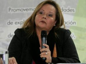 Rosa María Ortiz: perfil profesional de la ministra de Energía y Minas