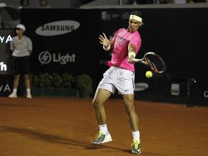 Rafael Nadal se impone a Bellucci en el Abierto de Río de Janeiro