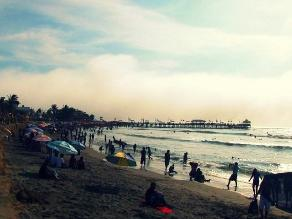 La Libertad: identifican playas y piscinas aptas para veraneantes