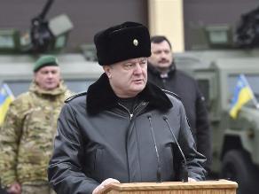 Presidente ucraniano confirma retirada de tropas de zona estratégica