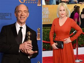 Simmons y Patricia Arquette favoritos en los Óscar