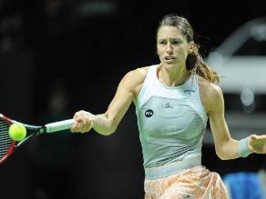 YouTube: Tenista Petkovic enloquece y lanza su raqueta a juez de línea