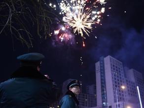 Los chinos ya celebran el año de la cabra
