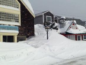 Diez fotos que muestran lo que ocasiona la nieve en Estados Unidos