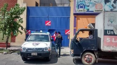 Arequipa: clausuran fábrica dedicada a la elaboración de yogurt y chicha