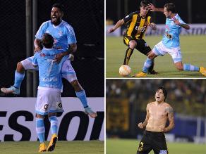 Copa Libertadores: lo mejor del 2-2 entre Sporting Cristal y Guaraní