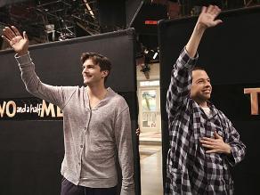 Two and a Half Men: graban el último episodio de la serie