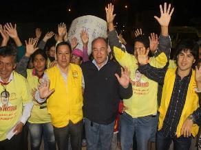 Chiclayo: JNE canceló movimiento de exalcalde Roberto Torres