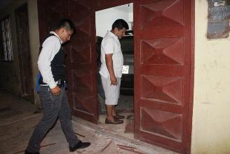 Chimbote: detonan explosivo en vivienda de regidor por represalia