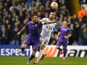 Tottenham vs. Fiorentina: empate 1-1 en Londres deja abierta la serie