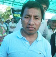 Pichanaki: participación de Carlos Chavarría en asamblea es incierta