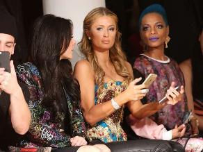 New York Fashion Week: celebridades en primera fila