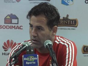 Sporting Cristal: Daniel Ahmed confía en hacer un gran encuentro ante Aurich
