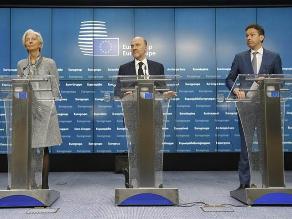 Eurogrupo y Grecia acuerdan ampliar el rescate financiero por 4 meses