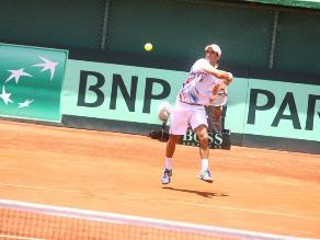 Copa Davis: Tenis peruano es ´ninguneado´ por medios chilenos