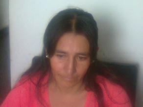 Ica: capturan a mujer requisitoriada por delito de terrorismo