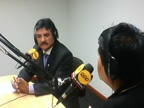 Raúl Valencia: Caso Orellana se encuentra en su fase final de proceso