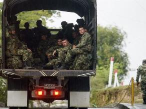 Colombia: Capturan a 12 personas acusadas de vender secuestrados al ELN
