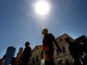 Limeños soportan hoy un nivel de radiación ultravioleta casi extremo