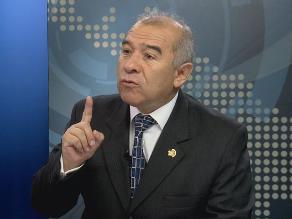 Rondón considera gravísimo falsificación de firmas en campaña de Gana Perú