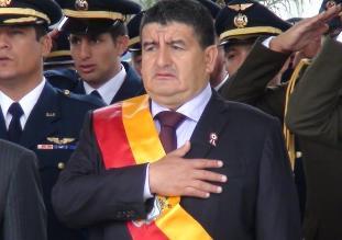 Lambayeque: presidente regional Humberto Acuña con licencia por salud