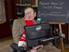 Stephen Hawking: cuatro frases que dejó en su más reciente entrevista