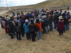 Junín: suspenden reunión de mancomunidad altoandina de la región