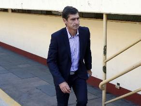 Universitario: Administrador le brinda toda su confianza a Óscar Ibáñez