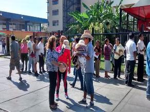 Chiclayo: protegerán a escolares de fuertes rayos del sol
