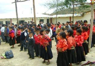 Lambayeque: anuncian entrega de gorros a 15 mil escolares de la región