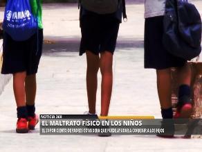 Doscientos cincuenta denuncias por violencia se reportan en Arequipa