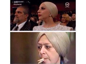 Óscar 2015: Mira los divertidos memes de Lady Gaga