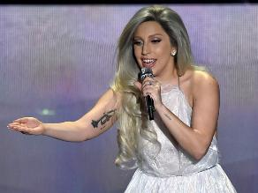 Óscar 2015: Lady Gaga y el emotivo homenaje a La novicia rebelde