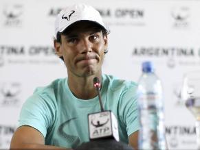 Rafael Nadal: No sé si volveré a mi mejor versión, aunque lo intentaré