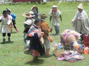 Huancayo: lanzan gran fiesta