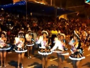 Puno: se realizó tradicional parada folclórica por Carnavales en Juliaca