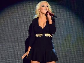 Christina Aguilera y su impresionante imitación de Britney Spears