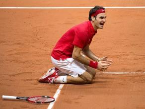 Roger Federer decidió no defender el título de Copa Davis con Suiza