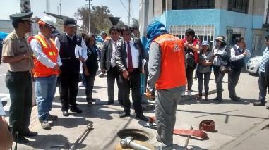 Piura: inspeccionan locales para detectar venta informal de GLP