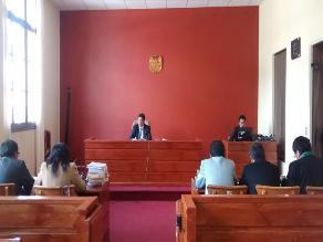 Ayacucho: dictan prisión preventiva de nueve meses a parricida