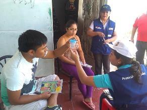 Trujillo: detectan 12 probables infectados con dengue en El Porvenir