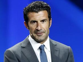 Figo apoya a la FIFA para que se juegue Mundial de Qatar 2022 en invierno