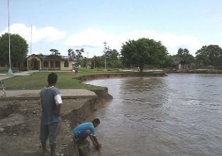 Incrementa el nivel de agua en ríos Huallaga, Marañón, Ucayali y Amazonas