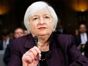 Yellen: Fed evaluará alza de tasas