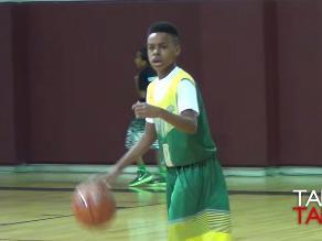 Youtube: Lebron James Jr. sigue los pasos de su padre en el básquet