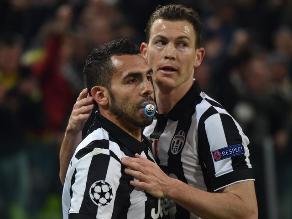 Juventus ganó 2-1 a Borussia Dortmund y se ilusiona con la Champions